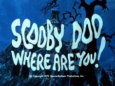 September 13 was the 45th anniversary of beloved, iconic, legendary children's show Scooby Doo, Where Are You! All together now!!! ***Scooby Dooby Doo, where are you? We got some work to do now. Scooby Dooby Doo, where are you?   We need some help from you now.***