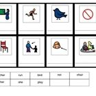 edmark teachers cards words worksheets picture words  frequency words sight word edmark sight high