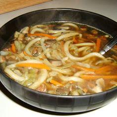 Asian Mushroom Soup Allrecipes.com