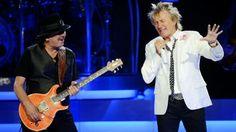 The Prices Do DC: Santana Scores, Rod Stewart Not So Much @Verizon C...