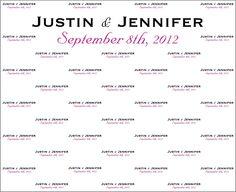 Justin & Jennifer