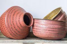 Handmade Brass Pot