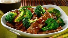 Stir Fry Ginger Beef and Broccoli