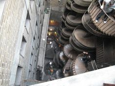 The City Museum, St. Louis - Act like a kid...