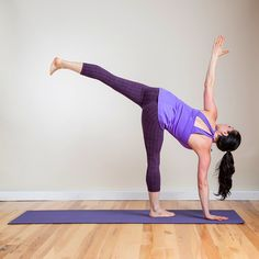Yoga poses for back and sides