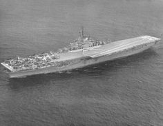 USS ANTIETAM (CV-36) Deployments & History, the ship my Daddy was on at the end of WWII and The Korean War