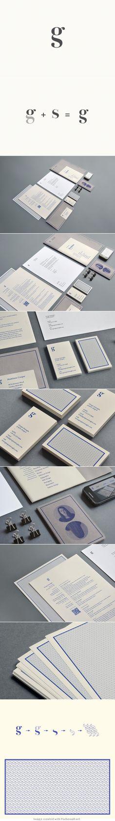 logo corporate photo visual graphic identity kraft paper design business card label black white print sticker minimal personal branding pattern