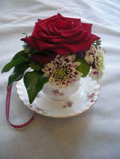 1_bohemia floral design flowers in teacup.jpg 365×487 pixels