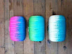 KNIGHTTCAT: strawclutch, beautiful serpui marie clutches