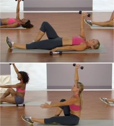 10 exercises for a flat stomach