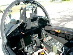 MiG-29 Fulcrum Cockpit Display