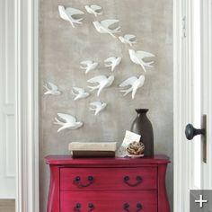 Birds of Flight Wall Art