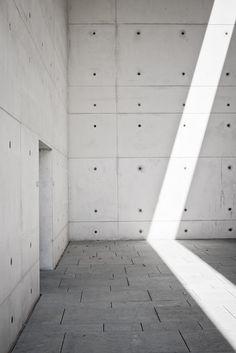 #architecture #concrete #light #shadow
