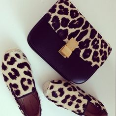 All leopard everything.