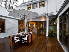 2012 HGTV Green Home Outdoor Dining