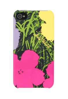 Incase Andy Warhol iPhone 4 Flowers Snap Case by incase