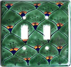 mexican electric fixture cover