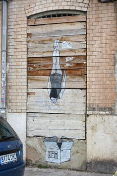 Beyond Banksy Project / Hyuro - Valencia, Spain