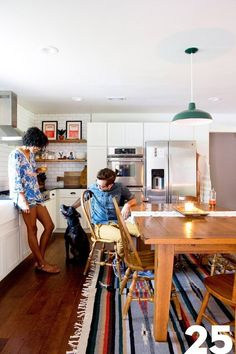 Danielle and Austin's Kitchen & Garage Remodel: The Big Reveal — Renovation Diary | Apartment Therapy