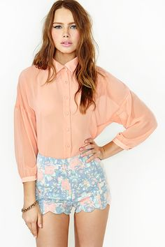 Under Your Spell Blouse in Clothes Tops Shirts + Blouses at Nasty Gal