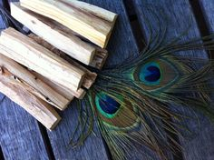 Palo Santo smudge sticks  sacred wood from Peru by TheSageGoddess, $6.00