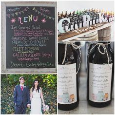 Beer Wedding Favor