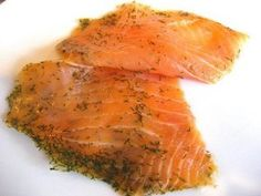 Smoked Salmon with Dill | STONE WAVE RECIPES