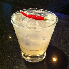 Just the way I like my margarita's, on the rocks!