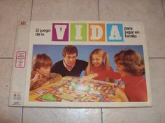 Juguetes de los 80. El Juego de la Vida #RetroToys #JuguetesDeLos80.-  Contanos a qué te gustaba jugar cuando eras chico en http://www.laanonima.com.ar/dia-del-nino