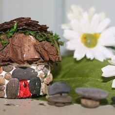 Spur of the Moment Micro Fairy House