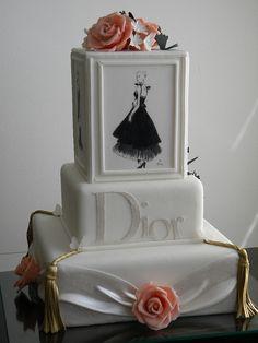 **Dior Cake