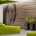 Creative Office Wall Art Design