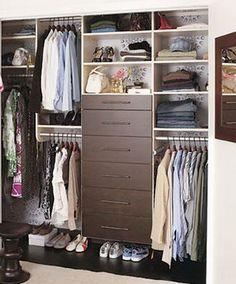 18 Wardrobe Closet Storage Ideas – Best Ways To Organize Clothes
