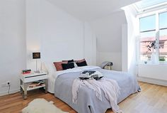Swedish Inspiration: Turning a Small Apartment into a Gemstone