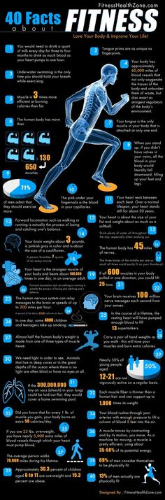 Amazing facts you thought you'd never need.
