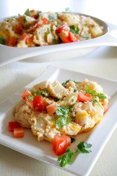 Loaded Barbeque Potato Salad