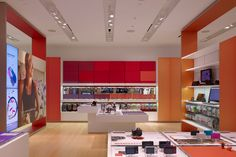 ARE Store Design Awards 2012 : Sony Leap, Westfield Century City, Los Angeles