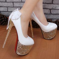 ultra high heels