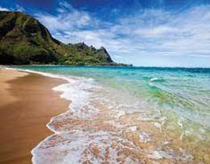 beaches, dream, vacat, beauti, kauai hawaii, beach kauai, travel, place, island