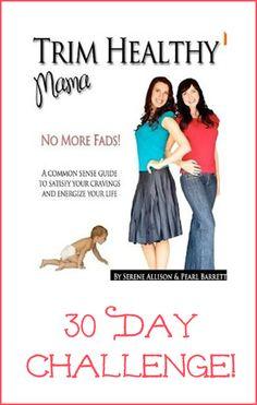 Trim Healthy Mama_challenge