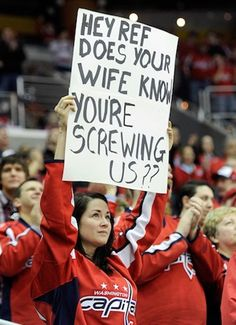18 Funny Sports Signs...