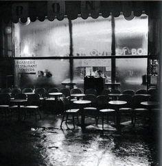 Place de la Bastille, Paris 1947. Marcel Bovis.