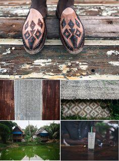 #Travel #Etiquette : #Thailand #shoes #street