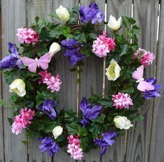 Spring / Summer Door Wreath