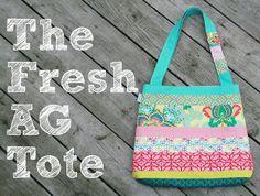 Fresh AG Tote