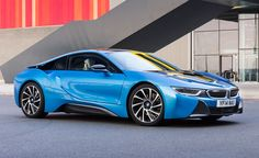 BMW's i8 is a perfec