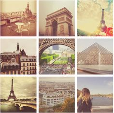 Paris - One day I will go back!