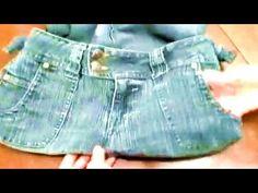 Way cute jean purse...really simple too.
