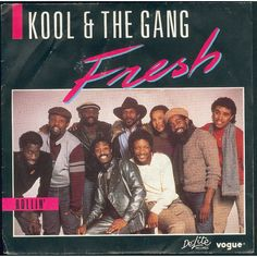 "Kool & the Gang, ""Fresh"" #1984 #1985 #music"