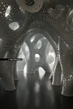 Pavilion: By Marc Fornes :: Theverymany